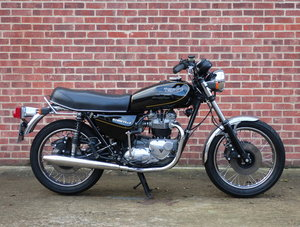 1987 Triumph T140 'Harris' 750cc Bonneville For Sale