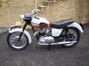 1959 Bonneville t120 For Sale