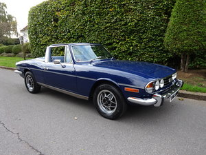 1972 TRIUMPH STAG Mk 1 For Sale