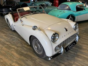 1961 TRIUMPH TR3 A For Sale