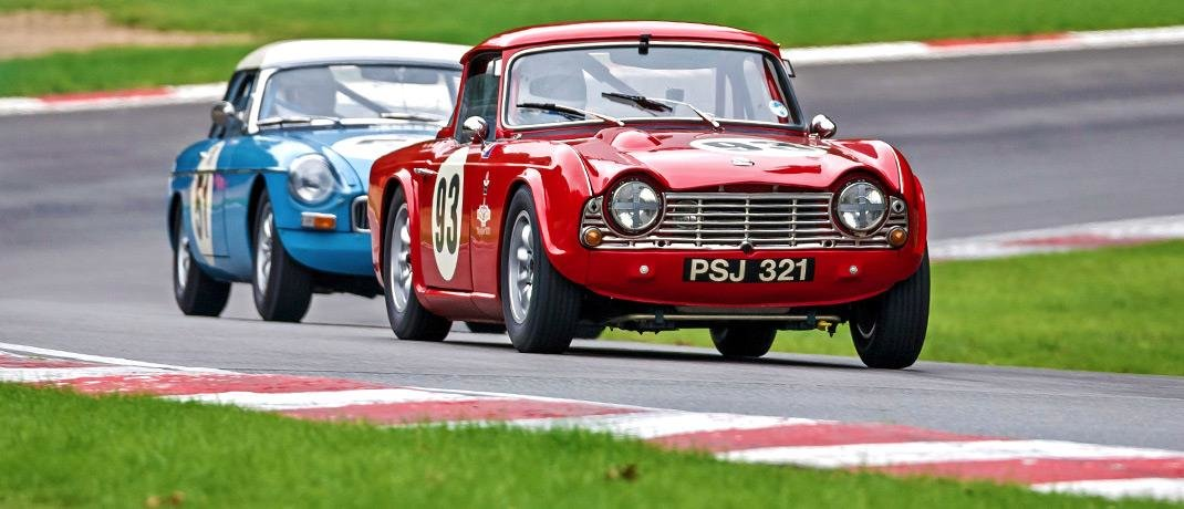 1962 TR4 FIA Race Car For Sale (picture 2 of 6)