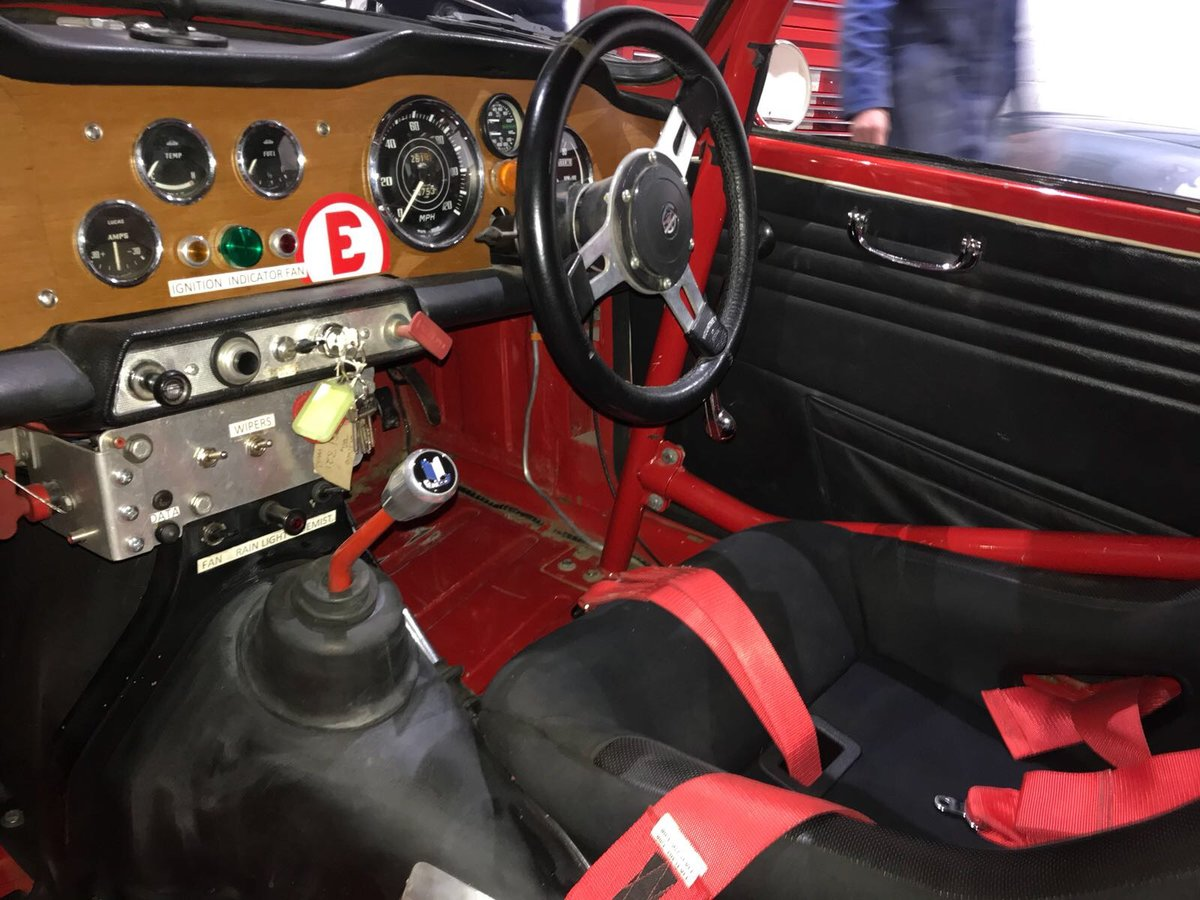 1962 TR4 FIA Race Car For Sale (picture 5 of 6)