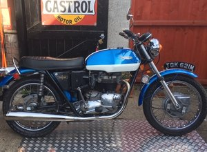 1973 Triumph tiger OIF   5 GEARS reduced  For Sale