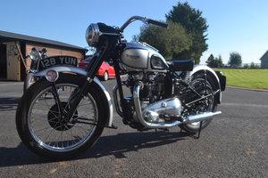 1949 Triumph T100 500cc