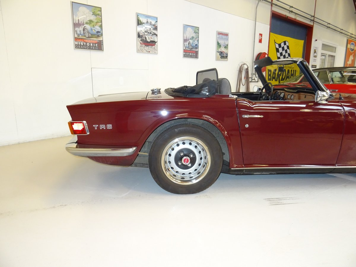 1971 Triumph TR6 For Sale (picture 2 of 6)