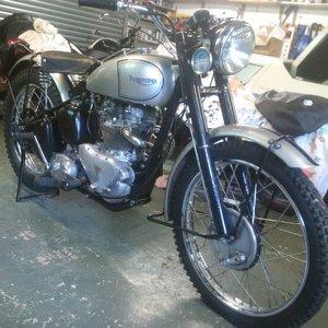 1951 TR5 Triumph Trophy For Sale