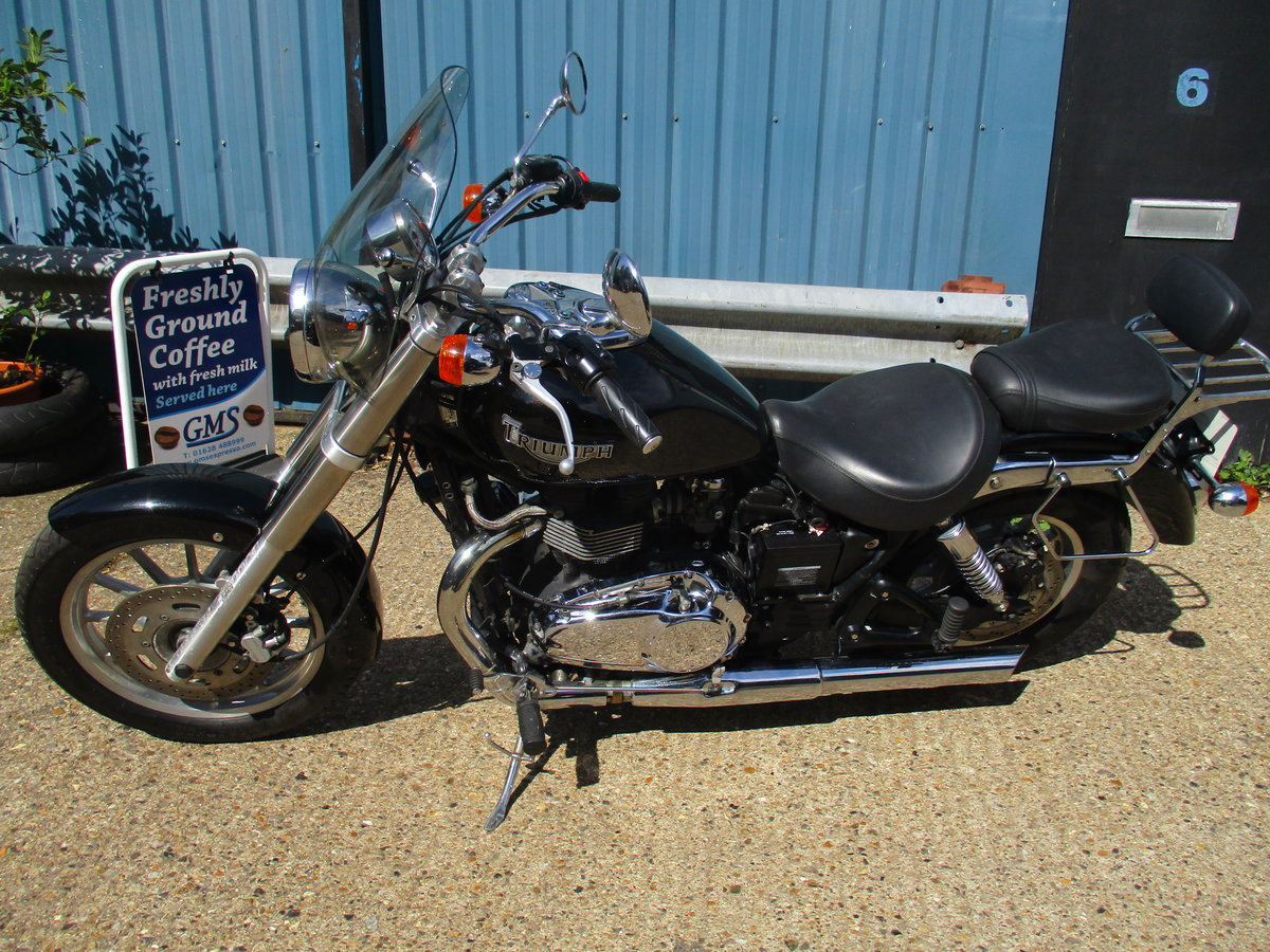 Triumph Bonneville America 2007 For Sale (picture 1 of 3)