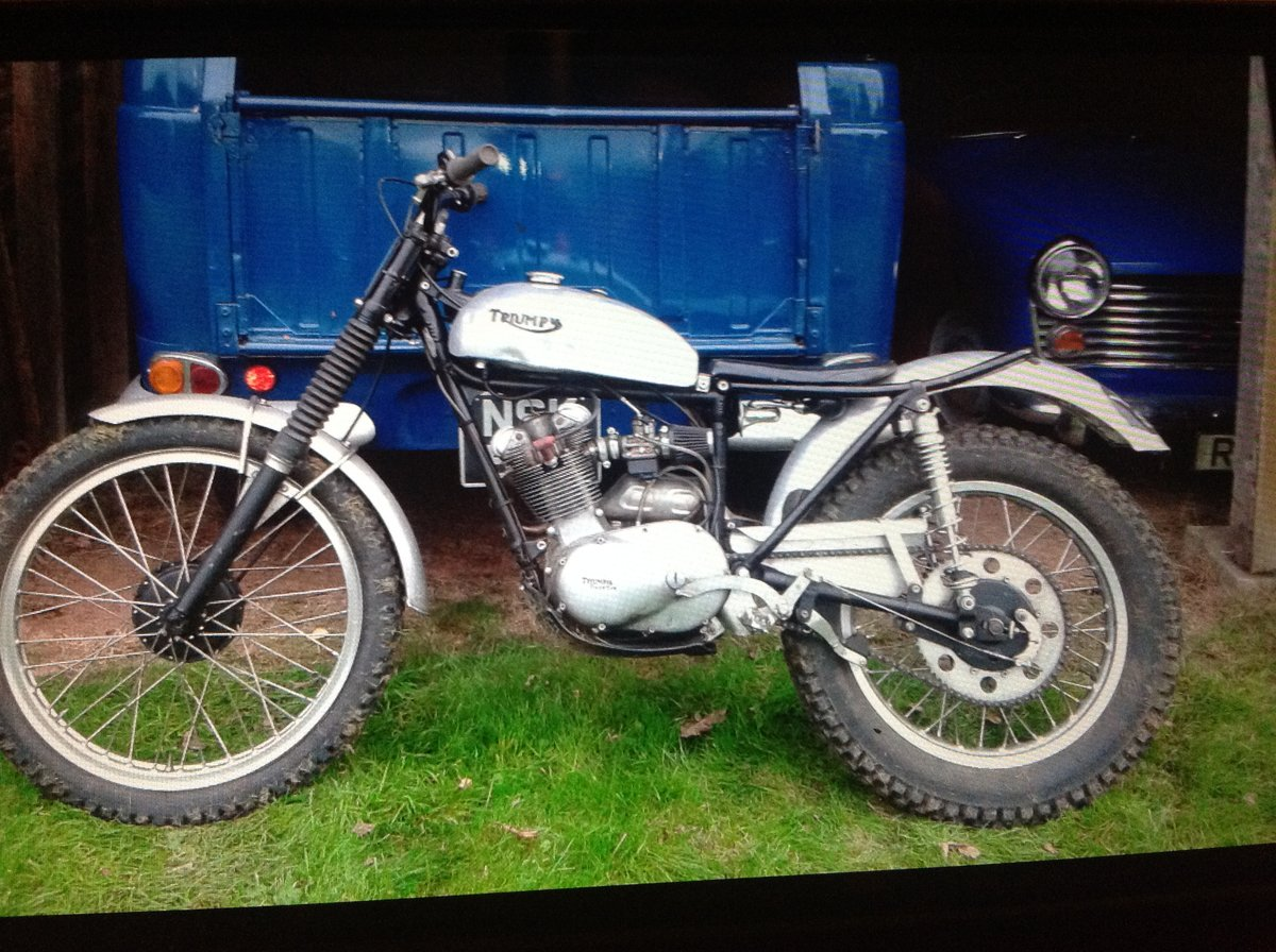 1960 Tiger cub trials For Sale (picture 1 of 5)