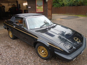 1981 Triumph TR7 Limited Edition Coupe - 1 of 400 Premium cars For Sale