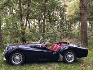 1958 Triumph TR3A  For Sale