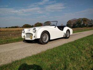 1959 Triumph TR3 lhd