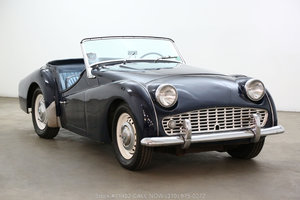 1959 Triumph TR3 For Sale