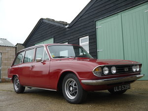 1977 TRIUMPH 2500S AUTOMATIC ESTATE WITH PAS 53K MILES FROM NEW ! SOLD