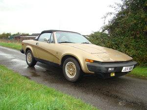 1980 TR8 Convertible