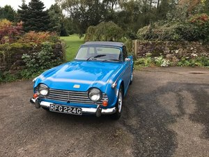 1969 Triumph TR250 For Sale by Auction