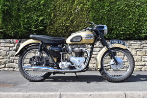 1959 Triumph 6T Thunderbird 750 For Sale by Auction