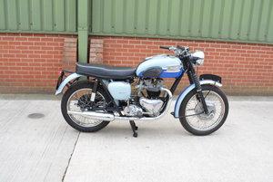 1961 Triumph T120R Bonneville For Sale by Auction