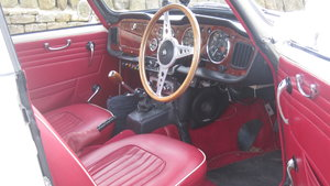 1967 Triumph TR4a, excellent with Efi & Surrey Top For Sale