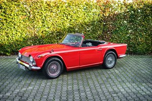 1967 Triumph TR4A IRS For Sale