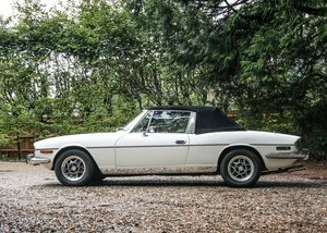1976 Triumph Stag SOLD by Auction