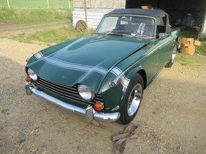 1968 Triumph TR250 Excellent solid