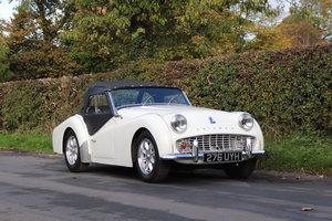 1962 Triumph TR3A For Sale