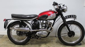 1963 Triumph Tiger Cub T20 SH  For Sale
