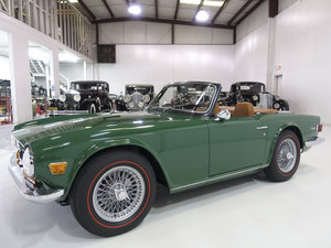 Picture of 1971 Triumph TR-6 Roadster SOLD