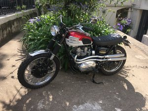 1970 Triumph T100 Amazing vintage  For Sale