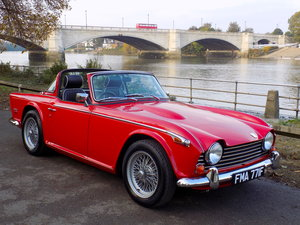1968 TRIUMPH TR250 (TR5) - NEAR CONCOURS CONDITION For Sale