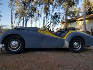 1959 California rustfree project dry stored many yrs For Sale