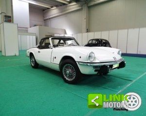 1973 Triumph Spitfire MK4 For Sale
