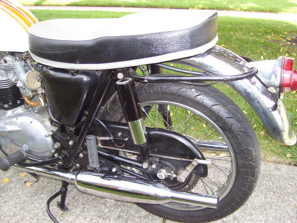 Triumph Bonneville T120R (1 owner 1966-2015) For Sale (picture 5 of 6)