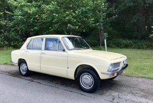1974 Triumph Toledo - 1 owner, an incredible 2361miles! For Sale