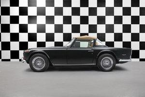 1968 Triumph TR5 **FULL RESTORATION**