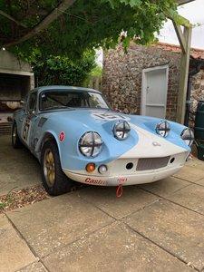 Triumph SPITFIRE MK3 Race Car