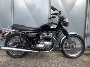 1979 TRIUMPH T140 750 BONNEVILLE ACE BIKE LOW MILES £8,995 OFFERS