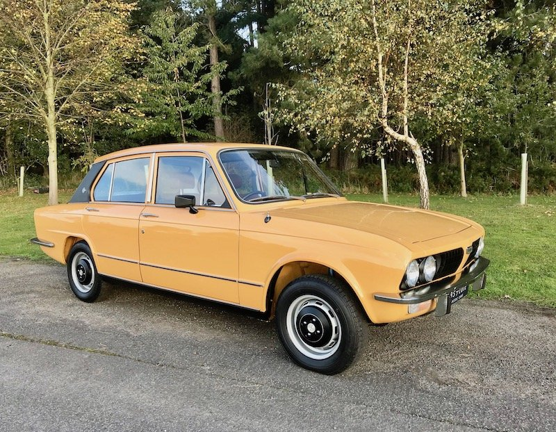1977 Triumph Dolomite 1500 HL - TOTALLY ORIGINAL - 79 MILES  SOLD (picture 1 of 6)