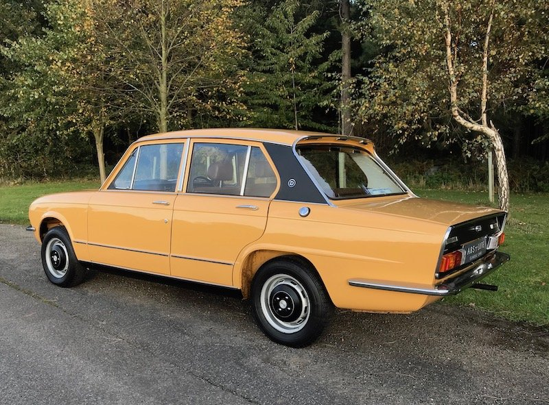 1977 Triumph Dolomite 1500 HL - TOTALLY ORIGINAL - 79 MILES  SOLD (picture 2 of 6)