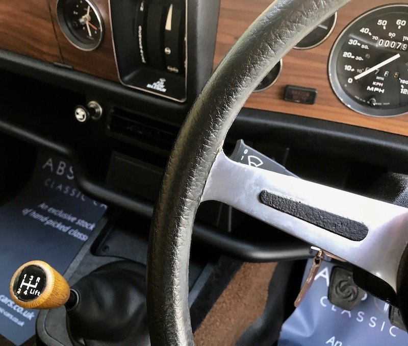 1977 Triumph Dolomite 1500 HL - TOTALLY ORIGINAL - 79 MILES  SOLD (picture 5 of 6)