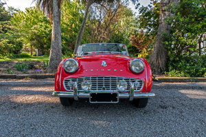 1958 TR3A Most Fun On Wheels! For Sale