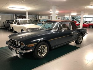 1973 Triumph Stag 3.0 V8 MK II. Manual / Overdrive For Sale