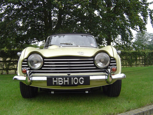 1969 CONCOURS CONDITION TR5  For Sale (picture 4 of 6)
