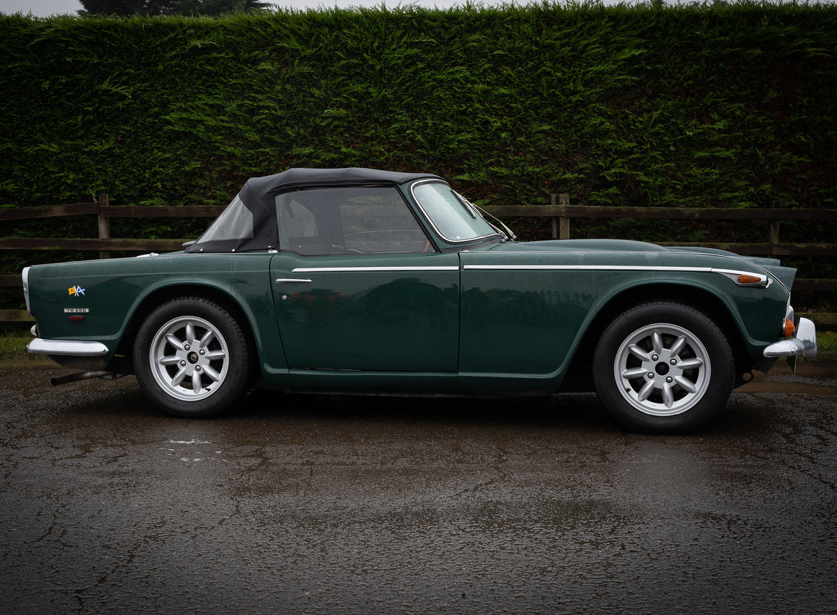 1968 Triumph TR 250 For Sale by Auction (picture 1 of 6)