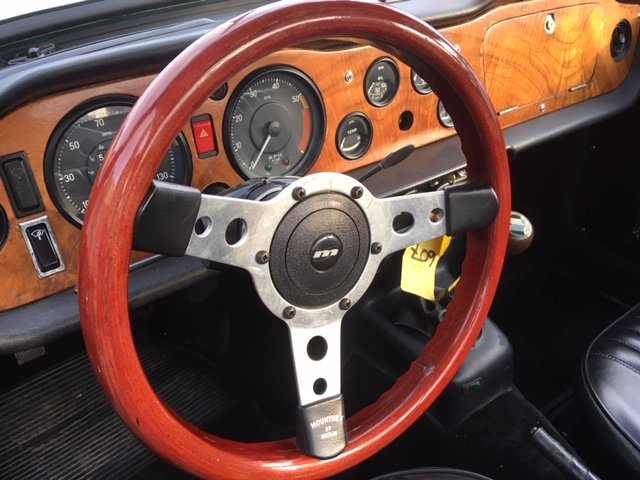 1968 Triumph TR 250 For Sale by Auction (picture 5 of 6)