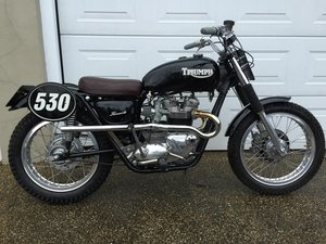 1975 Bonneville Flat Track For Sale