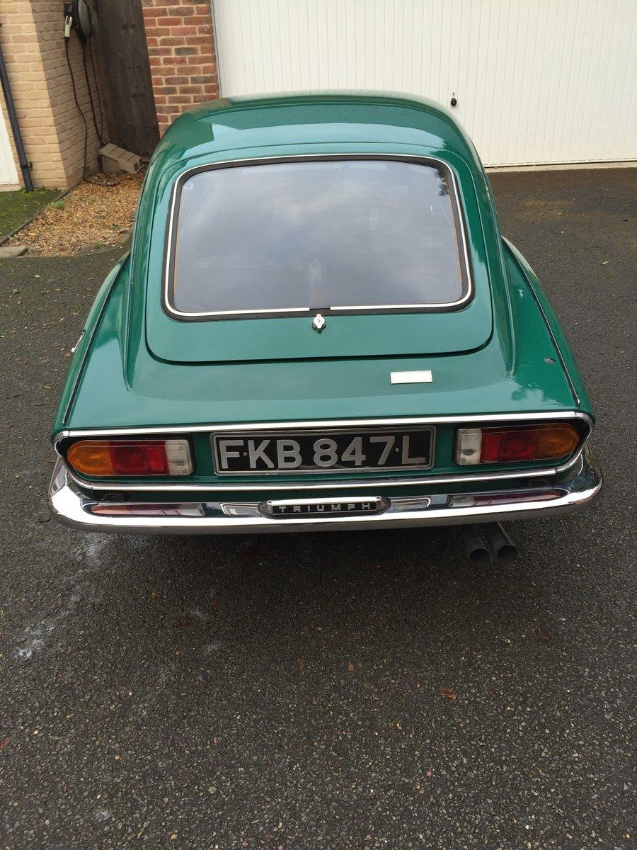 1972 Triumph GT6 mk3 SOLD (picture 4 of 6)