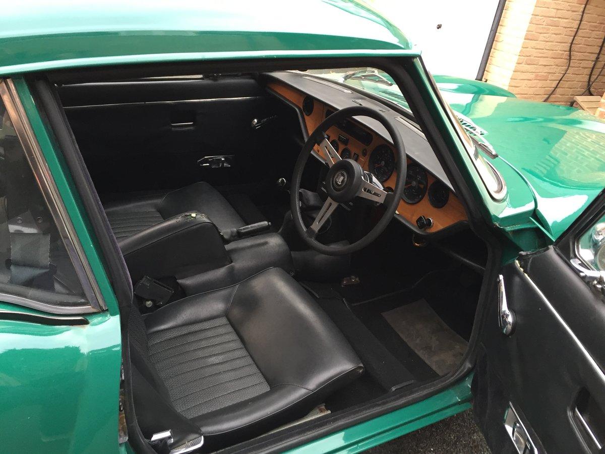 1972 Triumph GT6 mk3 SOLD (picture 5 of 6)