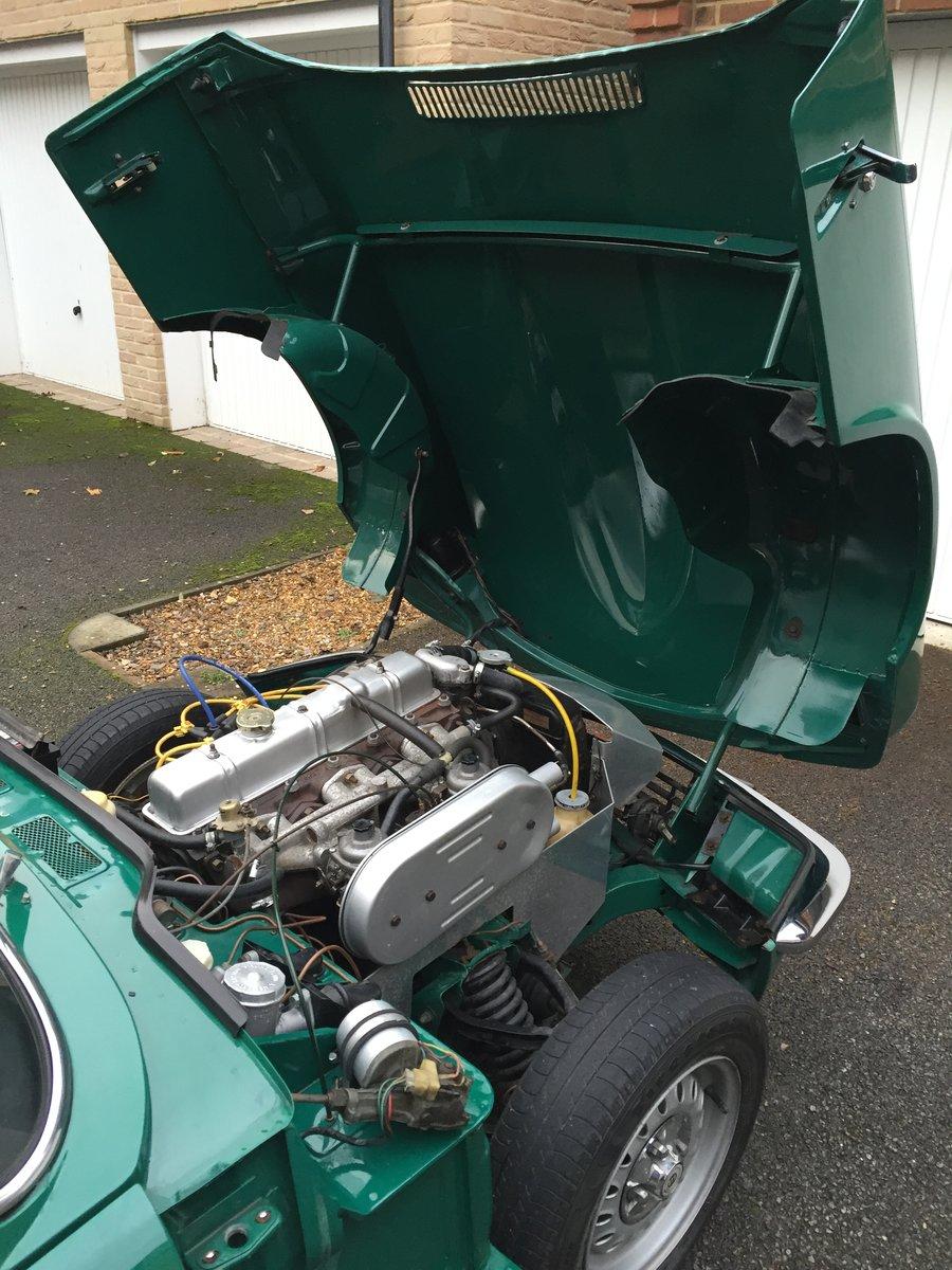 1972 Triumph GT6 mk3 SOLD (picture 6 of 6)