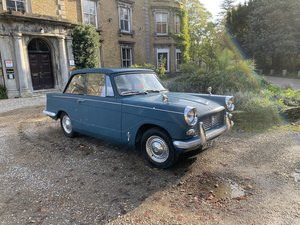 1965 TRIUMPH HERALD 3 OWN 30K MILES (REDUCED)